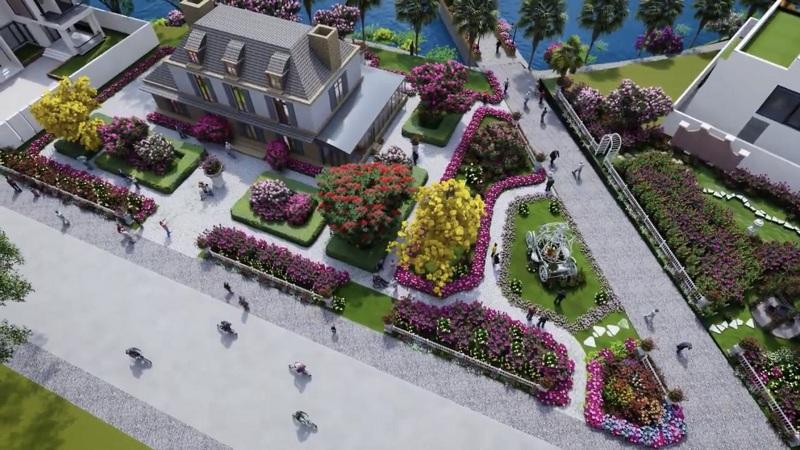 Tiện ích 4 dự án nghỉ dưỡng La Saveur Hồ Đồng Chanh - Lương Sơn - Hòa Bình