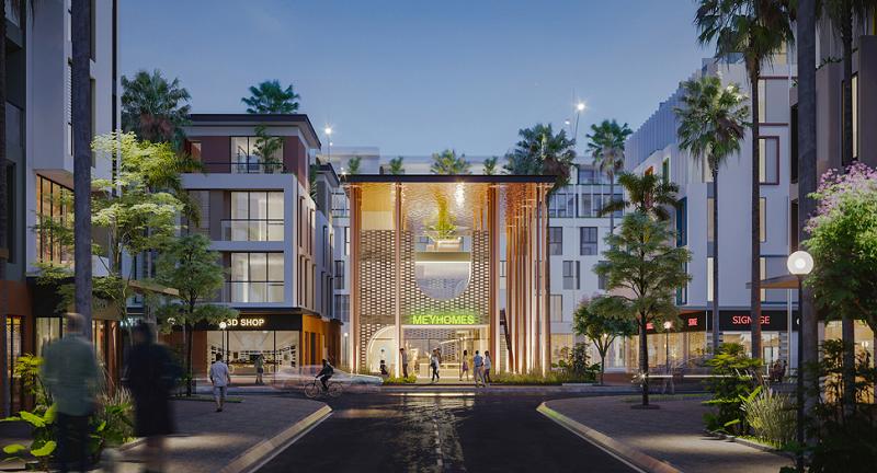 Tiện ích dự án Meyhomes Capital Phú Quốc - Tân Á Đại Thành
