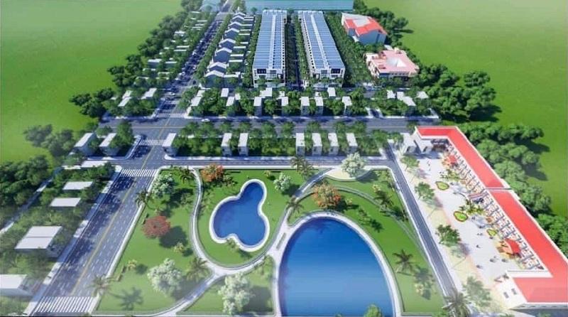 Tiện ích Suối Tân Diamond Town Cam Lâm - Khánh Hòa