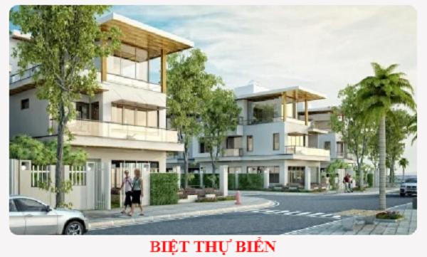 Biệt thự biển Hùng Sơn Villa Nam Sầm Sơn - Thanh Hóa