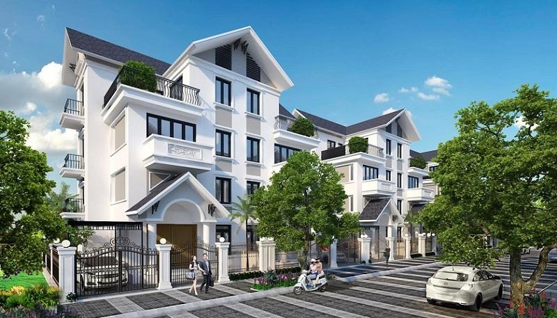 Biệt thự chung cư HC Golden City Bồ Đề - Long Biên