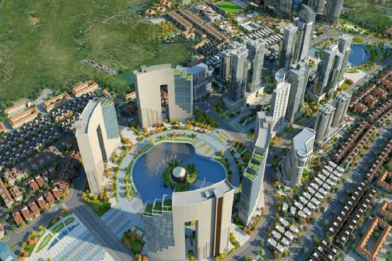 Căn hộ chung cư dự án Hinode Garden City Kim Chung - Di Trạch - Hoài Đức