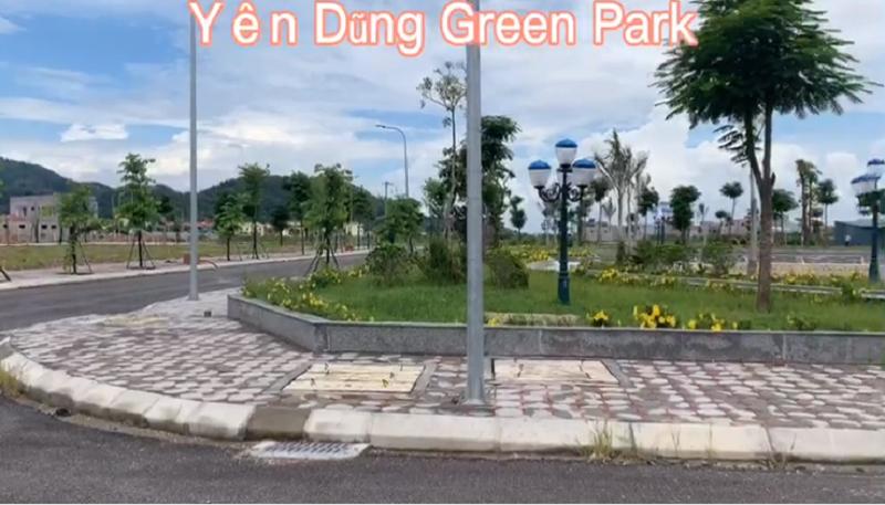 Hình ảnh thực tế 1 Yên Dũng Green Park - Thị trấn Neo - Bắc Giang