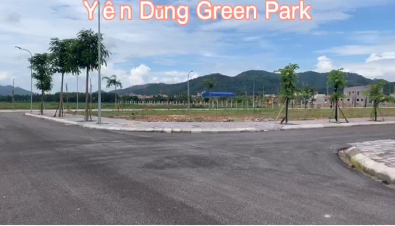 Hình ảnh thực tế 2 Yên Dũng Green Park - Thị trấn Neo - Bắc Giang