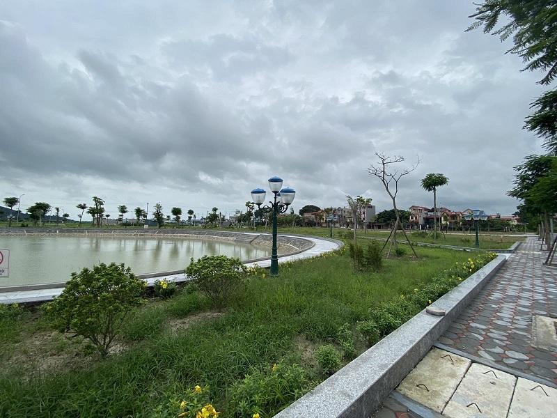 Hình ảnh thực tế 4 Yên Dũng Green Park - Thị trấn Neo - Bắc Giang