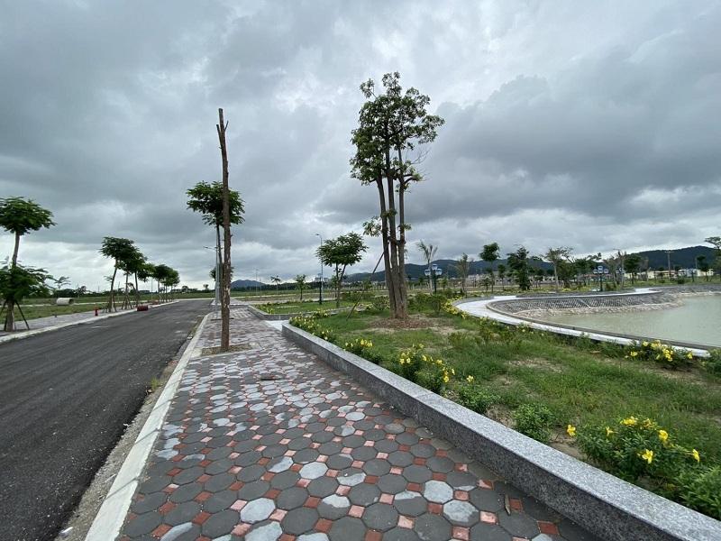 Hình ảnh thực tế 5 Yên Dũng Green Park - Thị trấn Neo - Bắc Giang