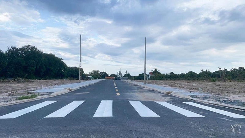Hình ảnh thực tế 2 dự án Đất Nền Cam Đức Center - Khánh Hòa