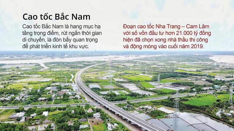 Kết nối hạ tầng giao thông Cam Đức Center - Khánh Hòa