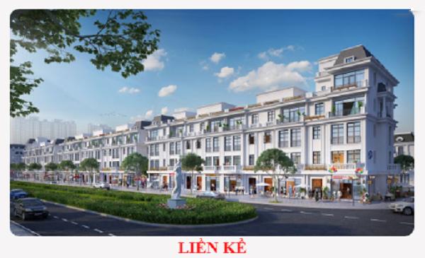 Liền kề Hùng Sơn Villa Nam Sầm Sơn - Thanh Hóa