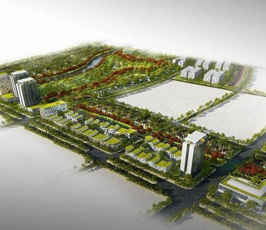 Phối cảnh 1 dự án Vinh Heritage Mipec Tràng An - Nghệ An