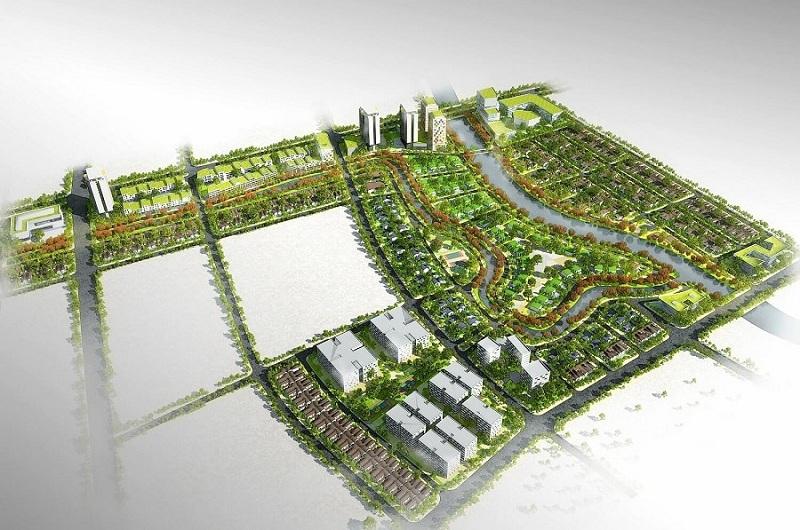 Phối cảnh 3 dự án Vinh Heritage Mipec Tràng An - Nghệ An