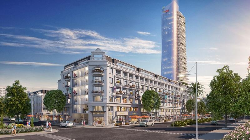 Phối cảnh 3 dự án TNR Grand Palace Tuy Hòa - Phú Yên