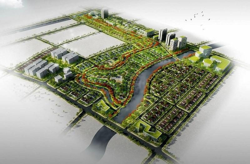 Phối cảnh 5 dự án Vinh Heritage Mipec Tràng An - Nghệ An
