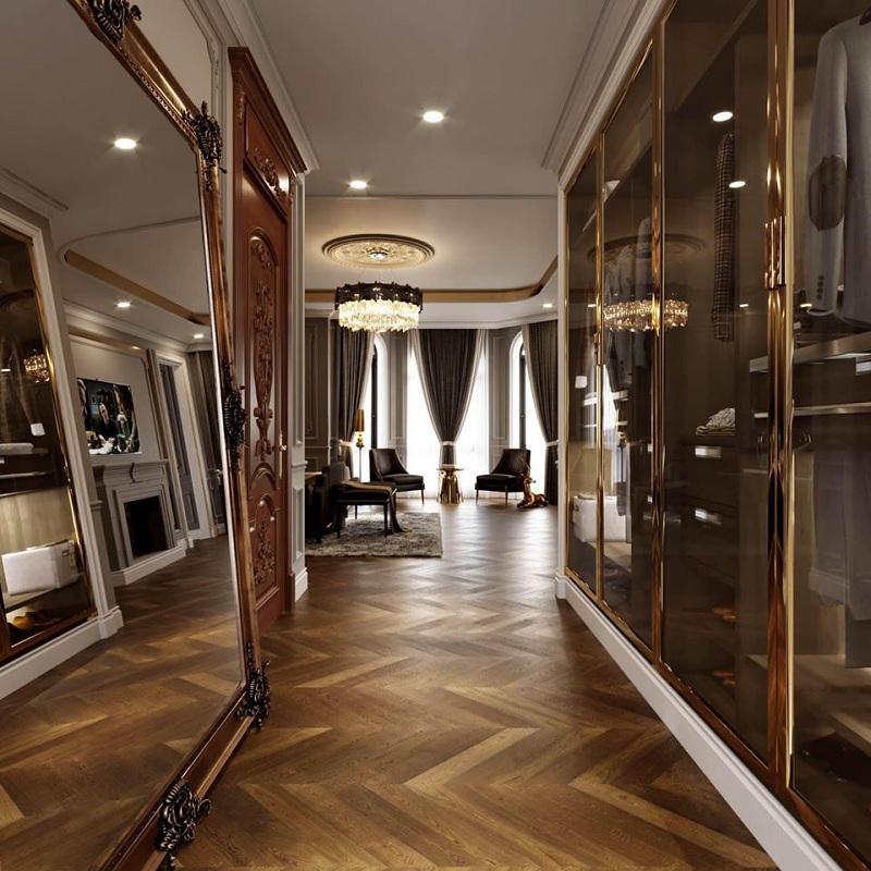 Phối cảnh 3 nội thất Elegant Park Villa Thạch Bàn - MIK Group