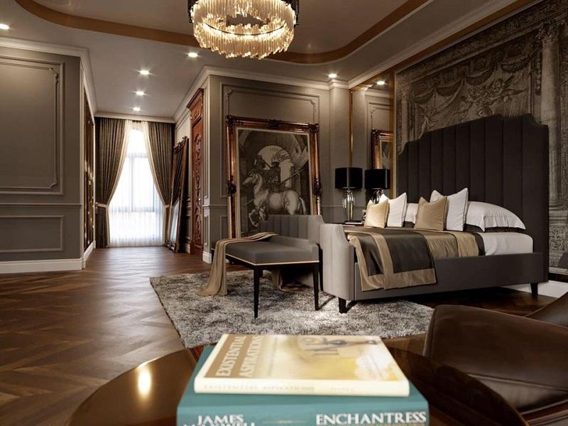 Phối cảnh 4 nội thất Elegant Park Villa Thạch Bàn - MIK Group