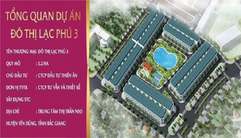 Quy hoạch Yên Dũng Green Park - Thị trấn Neo - Bắc Giang