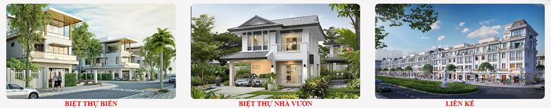 Sản phẩm Hùng Sơn Villa Nam Sầm Sơn - Thanh Hóa