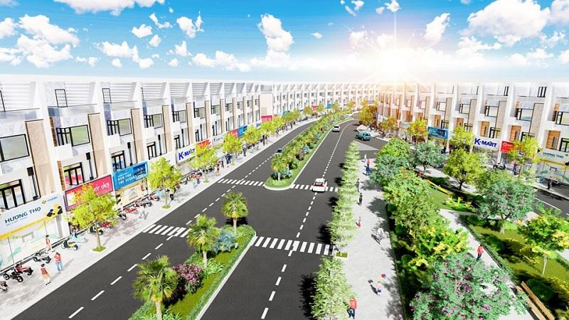 Shophouse dự án Khu Đô Thị Đình Trám Sen Hồ - Bắc Giang