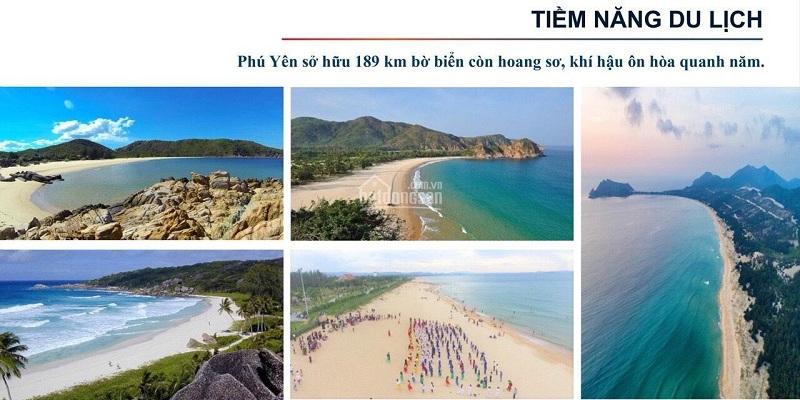 Tiềm năng du lịch Tuy Hòa - Phú Yên