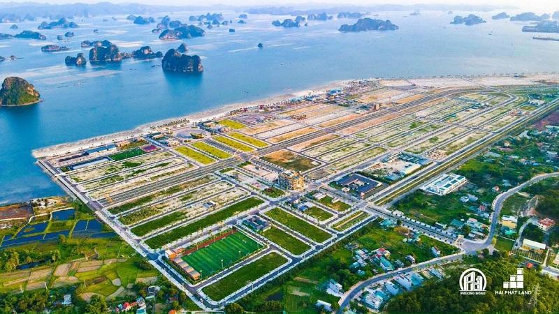 Tiến độ 2 dự án Phương Đông Vân Đồn tháng 6/2021