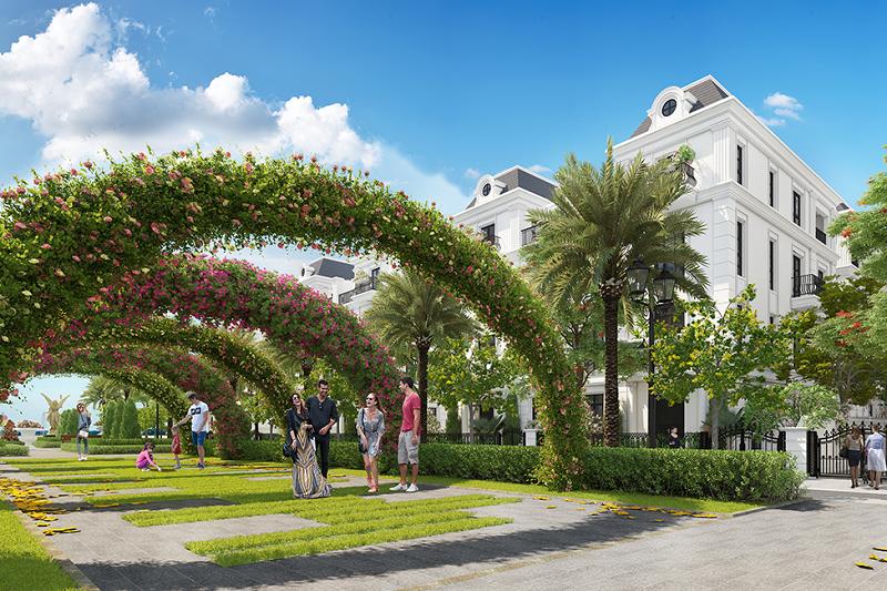 Tiện ích Elegant Park Villa Thạch Bàn - MIK Group