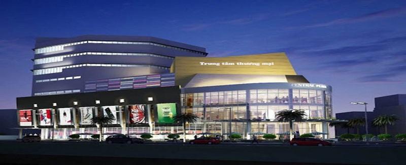 Trung tâm thương mại dự án Khu Đô Thị Đình Trám Sen Hồ - Bắc Giang