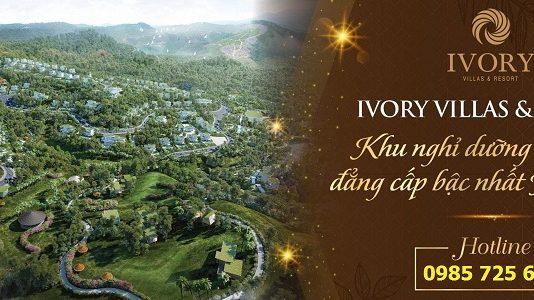 Ivory Villas & Resort Lương Sơn - Hòa Bình
