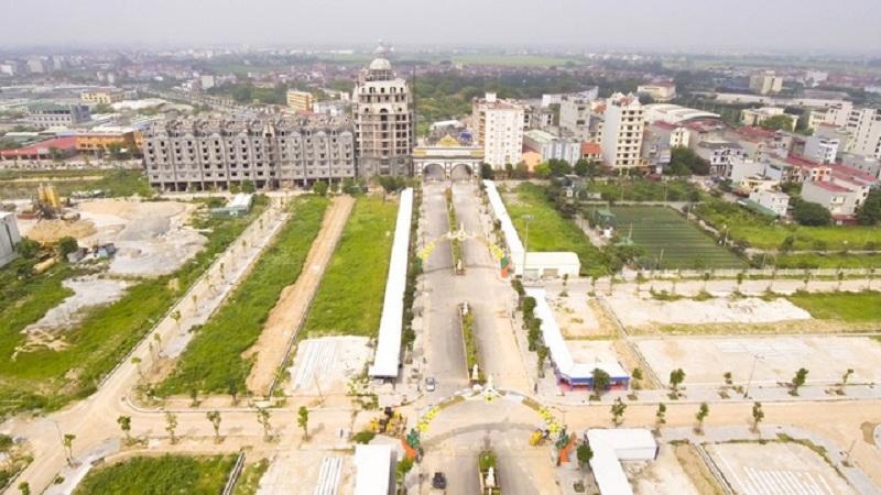 Flycam Hanaka Paris Ocean Park Từ Sơn - Bắc Ninh