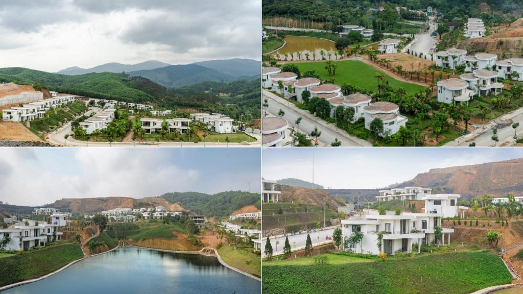 Hình ảnh thực tế Ivory Villas & Resort Lương Sơn - Hòa Bình
