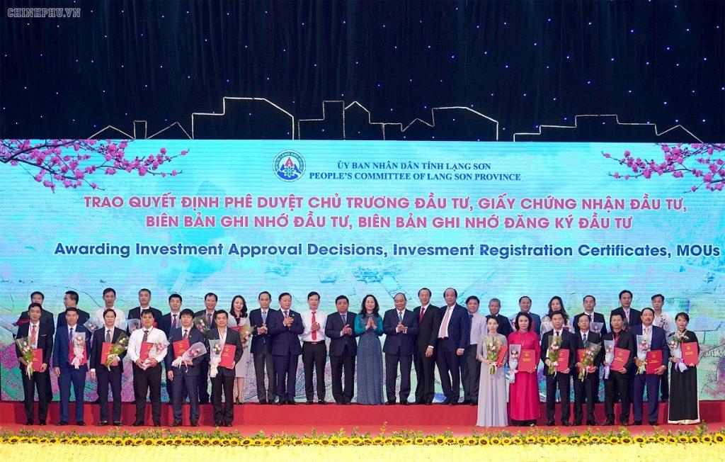 Hội nghị xúc tiến đầu tư tỉnh Lạng Sơn 2019