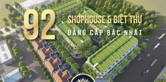 Mở bán chính thức dự án Catalan Boulevard Lạng Sơn