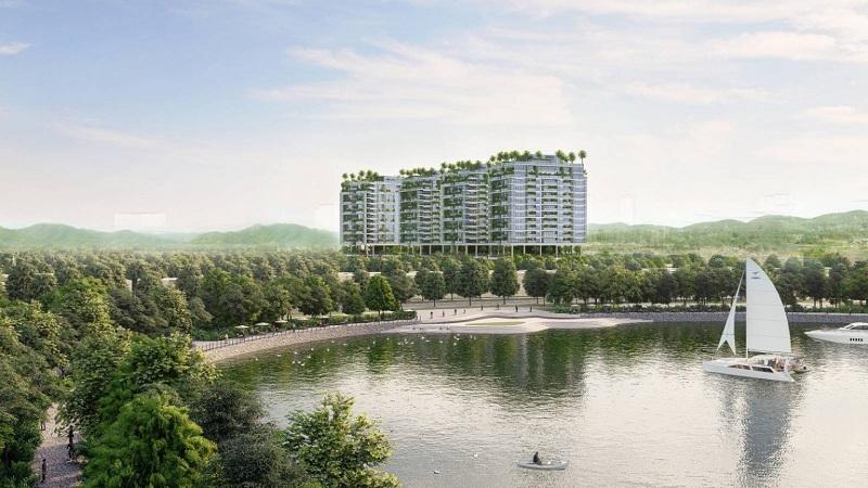 Phối cảnh 4 dự án Sunshine Green Iconic Long Biên