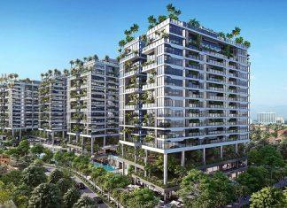 Phối cảnh dự án Sunshine Green Iconic Long Biên
