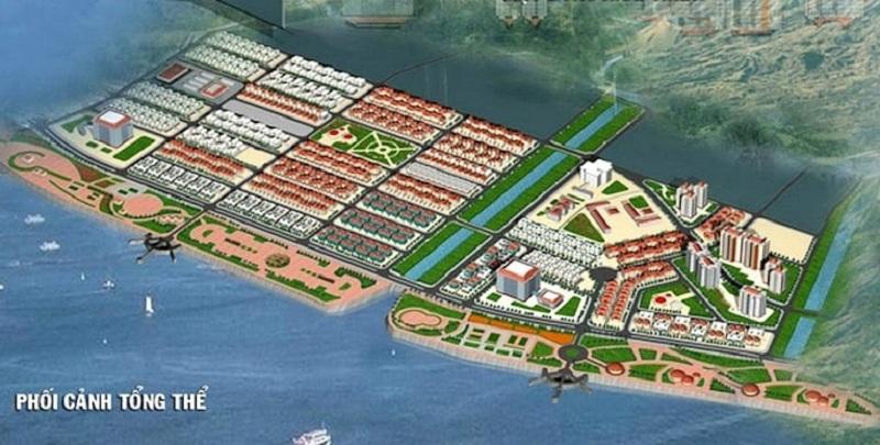 Quy hoạch khu đô thị Cao Xanh Hà Khánh - Hạ Long - Quảng Ninh