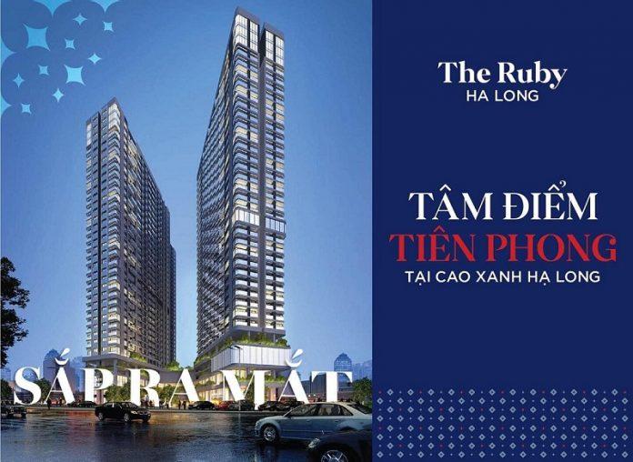 Ra mắt chung cư The Ruby Hạ Long - Cao Xanh Hà Khánh A