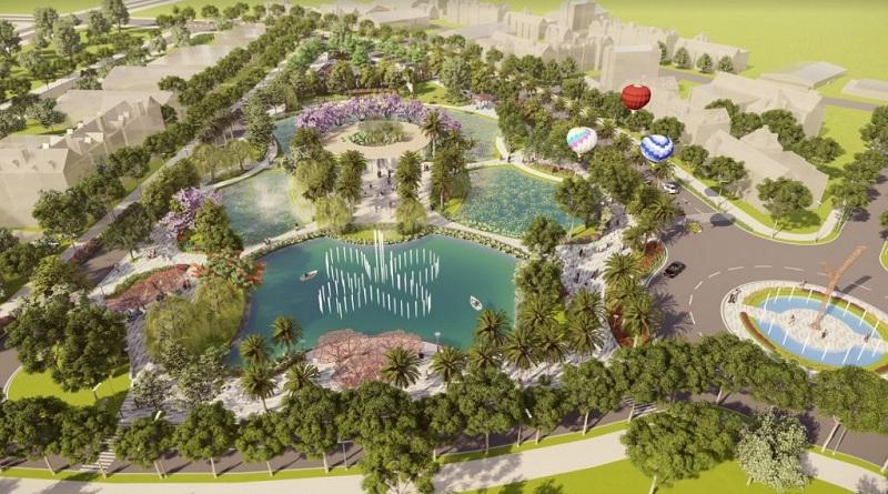 Tiện ích dự án DTA Garden House VSIP Bắc Ninh