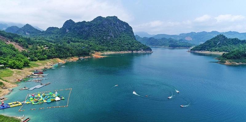Ảnh 2 Hồ Hòa Bình ParaHills Resort