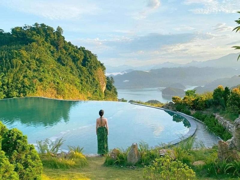 Ảnh 4 Hồ Hòa Bình ParaHills Resort