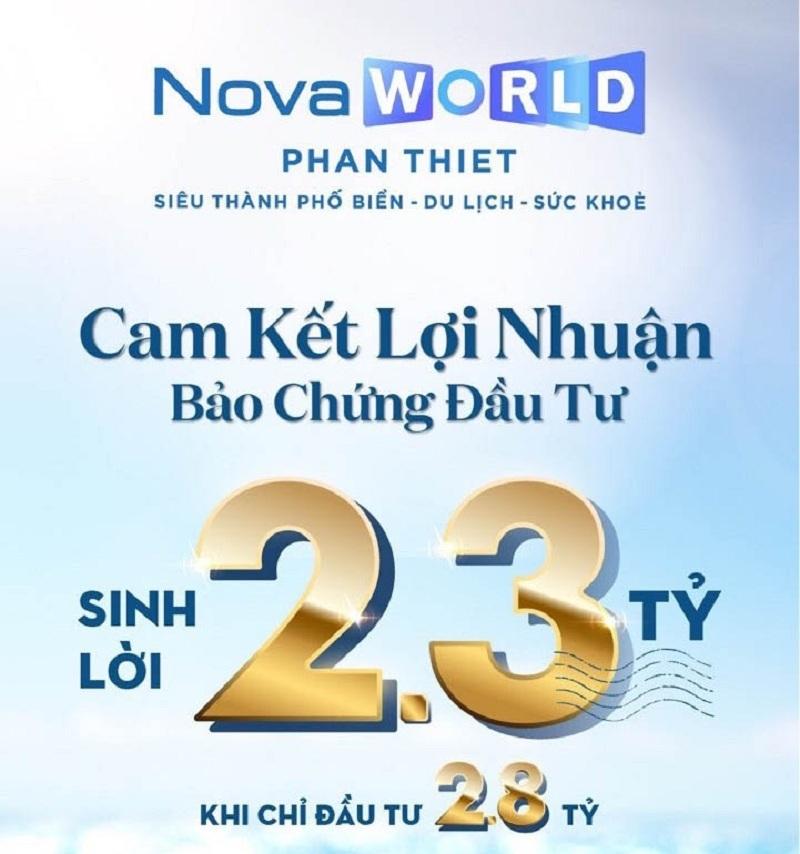 Cơ hội đầu tư dự án Novaworld Phan Thiết - Bình Thuận
