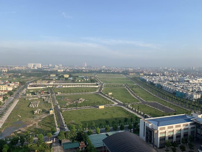 Flycam Khu Đấu Giá C14 Phúc Đồng - Long Biên