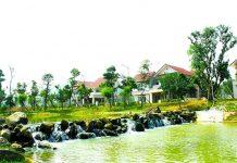 Hình ảnh thực tế 8 Xanh Villas Resort Hòa Lạc
