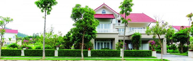 Hình ảnh thực tế 9 Xanh Villas Resort Hòa Lạc