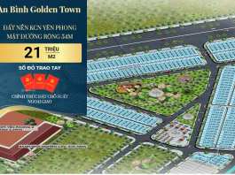Mở bán dự án An Bình Golden Town Yên Phong - Bắc Ninh