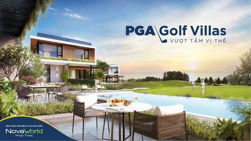 Mở bán biệt thự Golf Villas dự án Novaworld Phan Thiết - Bình Thuận