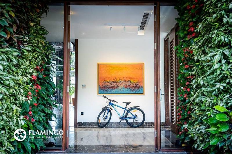 Nội thất 2 dinh thự Legend Mansion Flamingo Đại Lải Resort