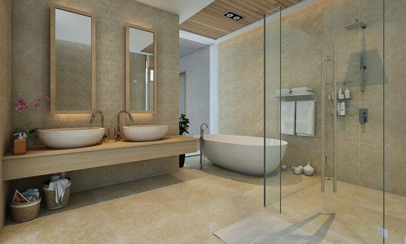 Nội thất cao cấp 3 biệt thự dự án ParaHills Resort Hòa Bình