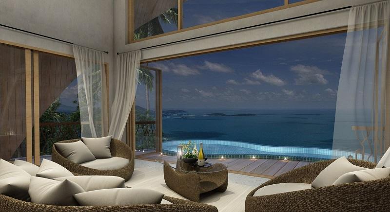 Nội thất cao cấp 2 biệt thự ParaHills Resort Hòa Bình