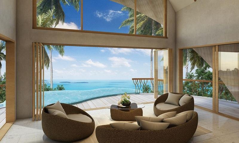 Nội thất cao cấp biệt thự ParaHills Resort Hòa Bình