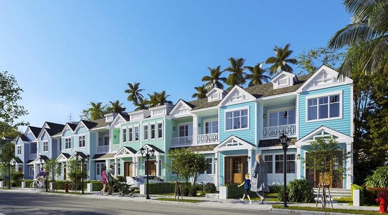 Phân khu Florida dự án Novaworld Phan Thiết - Bình Thuận
