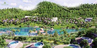 Phối cảnh 2 ParaHills Resort Hòa Bình